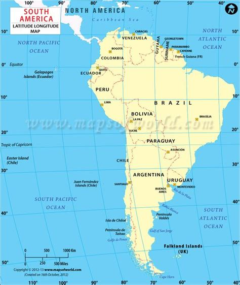 america map longitude latitude lines south america latitude longitude research for cataveiro