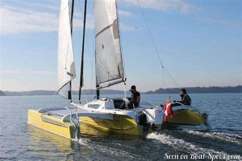 trimaran dragonfly 25 dragonfly 25 sport quorning boats sailboat