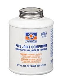 Permatex Pipe Joint Compound 80045 51d permatex 80045 pipe joint compound 1 pt adhesives sealants thread gasket sealants