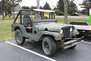 1953 Willys Jeep 1953 Willys Jeep