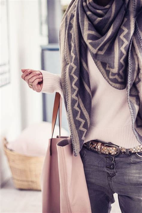 wrap up in style with fall scarves 2018 become chic