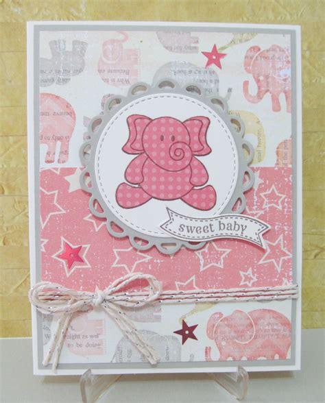 Sweet Handmade Cards - savvy handmade cards sweet baby card
