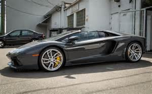 Lamborghini Aventador Spider The Aventador Spyder Up And Personal