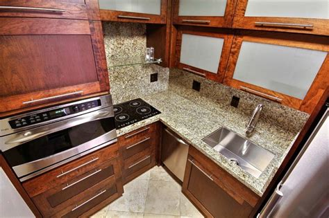 efficiency kitchen contemporary efficiency kitchen in maui condo