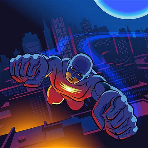 Superhero Wall Mural city superhero wall mural superhero wall murals