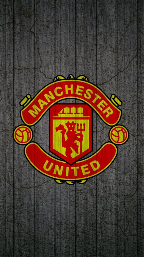 Garskin Manchester United Mu Fc Screenguard For Iphone 4 4s apple iphone 6 plus hd wallpaper manchester united logo hd wallpaper for desktop
