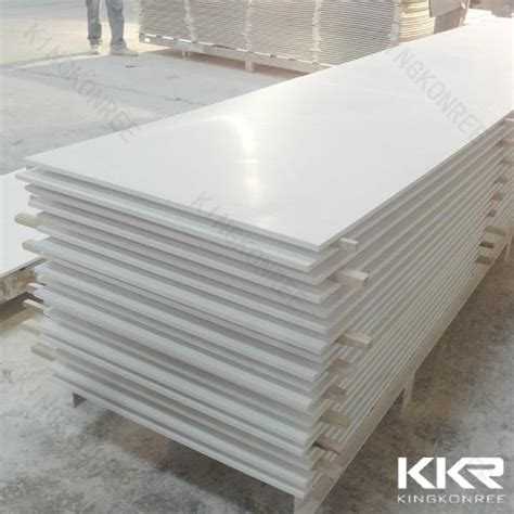 material korean building material solid surface corian solid surface sheet