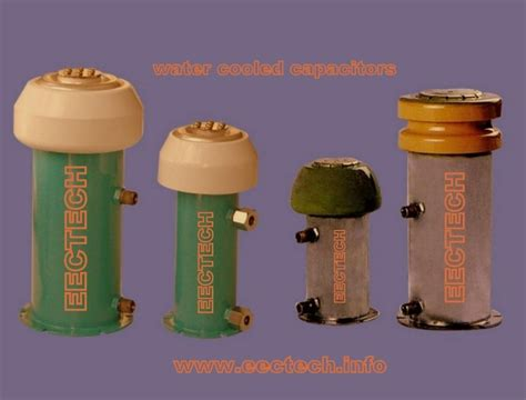 cooled capacitor 135285 water cooled capacitor 5000pf 20kv wcc 135285 eectech china manufacturer