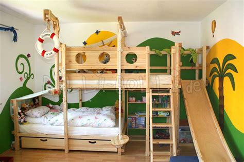 13 cool kids bedrooms letti singoli collection from di bunk bed laterally staggered billi bolli kids furniture