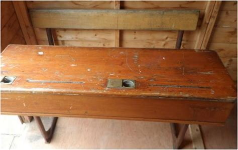 old school benches for sale old school desk antique oak and cast iron school bench for