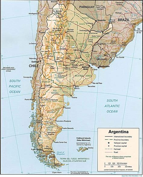 south america map argentina maps of argentina map library maps of the world