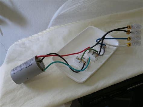 o que é um capacitor de partida dicas do gilson eletricista para qu 234 serve o capacitor no ventilador de teto