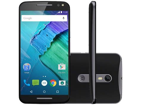 Handphone Motorola X Style sim free motorola x style xt1572 black 32gb smartphone 4g