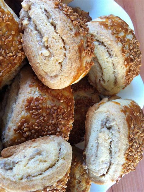 tahinli rulo kurabiye tarifi oktay usta gorsel yemek tarifleri tahinli rulo kurabiye elifik mutfakta