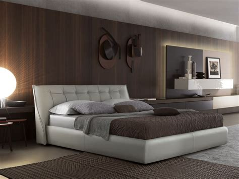 beds by design sumo leather bed by misuraemme design mauro lipparini
