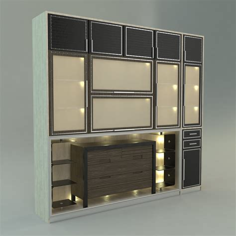 Model Wardrobe by Wardrobe Free 3d Model Max Cgtrader