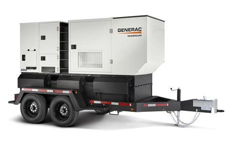 mobile generator generac mobile products mobile generators