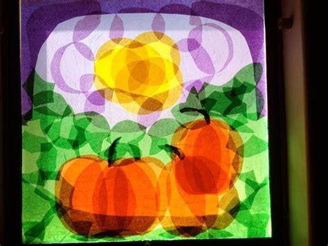 Harvest Windows Inspiration Wiws Whidbey Island Waldorf School Kindergarten Harvest Window Courtesy Of Dyanne