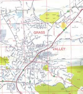 pin grass valley california on