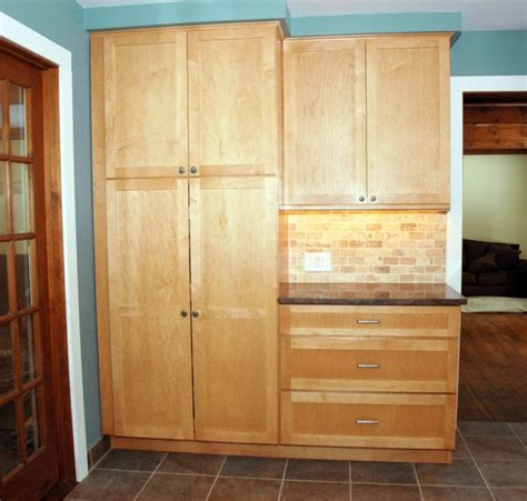 tall kitchen utility cabinets tall utility refrigerator oven cabinets kitchen