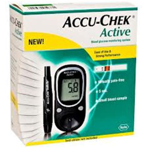 Accu Lu Emergency Glucometers Slash Diabetes
