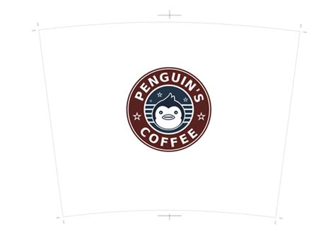 starbucks tumbler design template anime coffee logo image 247286 on favim