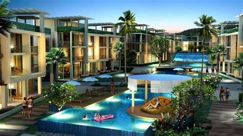 modern resort home design hotel resorts adorable tropical resort ideas with