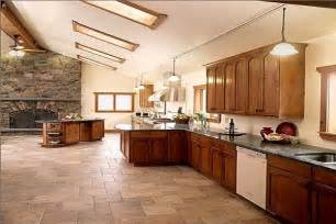 Best Kitchen Floors Best Flooring For Kitchen Casual Cottage