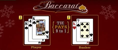 player banker baccarat for baccarat and odds