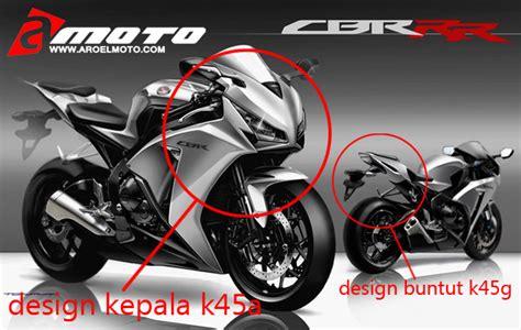 Undercowl Cbr 150 New Facelift K45 Dan Huger Atau Spakbor Kolong konsep modifikasi cbr 150 k45 buritan all new cbr 150 2016