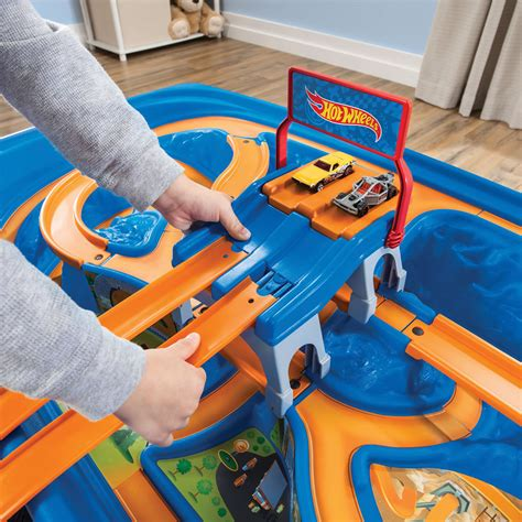 step 2 car table wheels car track play table kids pretend play step2