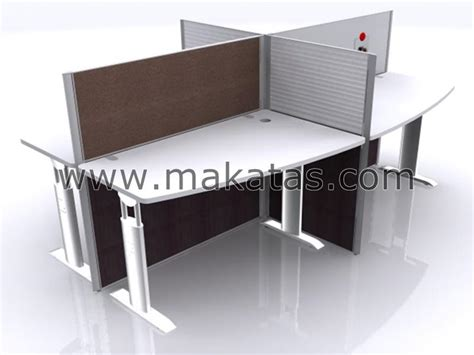 X Office Table Meja Komputer Industrial office workstation meja pejabat mak end 3 26 2019 12 00 pm