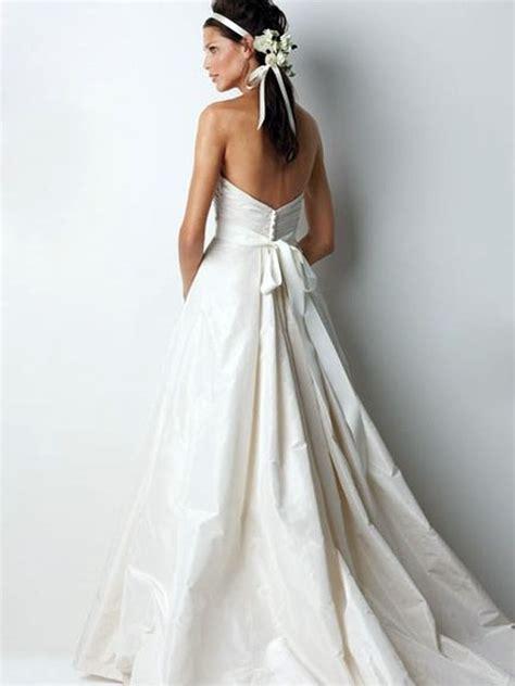 Taffeta Wedding Dress by Silk Taffeta Strapless A Line Wedding Dress Mlsw26023