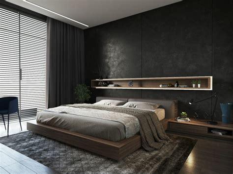 vorhã nge zu grauer 1001 ideen f 252 r schlafzimmer modern gestalten
