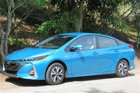 Toyota Prius Tax Credit Toyota Prius Prime In 54 Mpg 4 500 Tax Credit