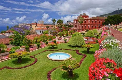 Tenerife Video Reviews Facts And Travel Information Botanical Gardens Tenerife