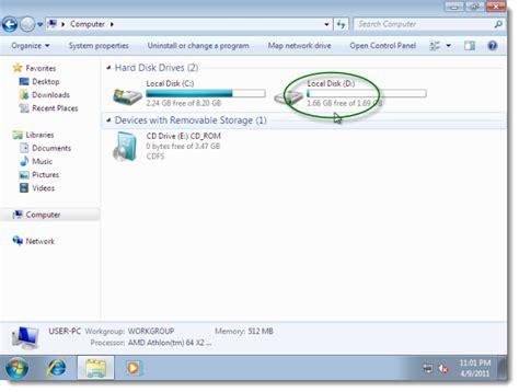 membuat virus format harddisk cara membuat partition hard disk sharing