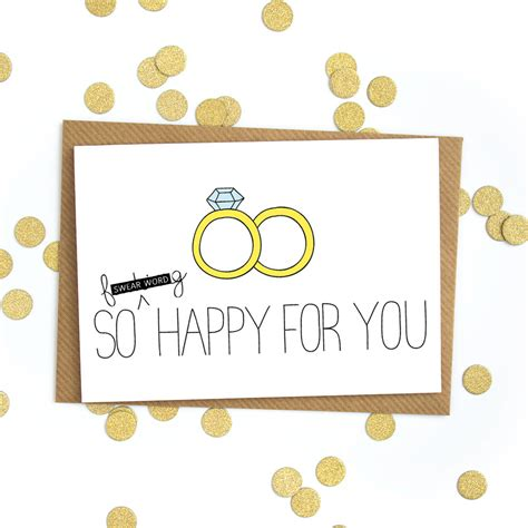 Wedding Gift Greetings by Wedding Card Congratulations Card Wedding Gift