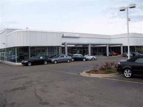 erhard bmw of bloomfield car dealership in