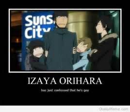Durarara Memes - otaku meme 187 anime and cosplay memes 187 durarara