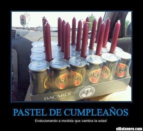 imagenes chistosas de cumpleaños borrachos pastel de cumplea 241 os