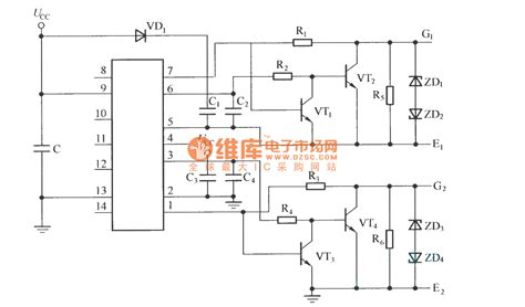 about circuit ir2110 drive circuit with level cl function basic