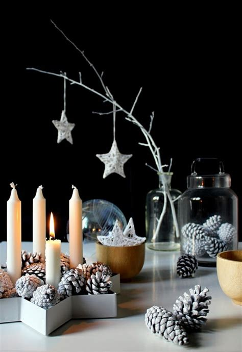 ornaments for home decor christmas decorations in the scandinavian style 46 ideas