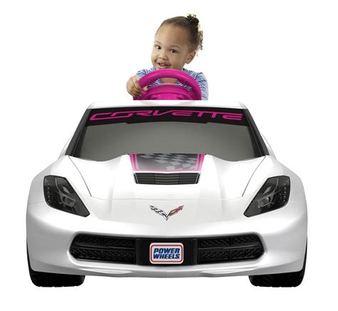 power wheels for girls power wheels girls corvette 6v battery powered ride on ebay