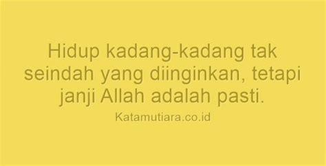 kata mutiara bijak islami kehidupan terbaik sebagai motivasi