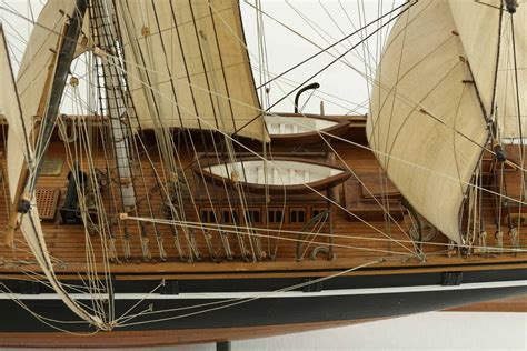 photos ship model cutty sark views of details