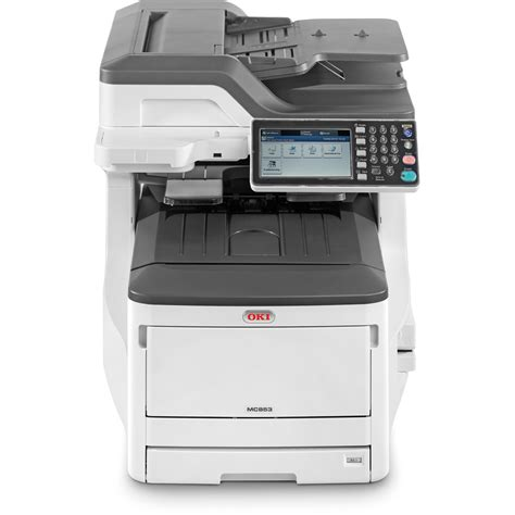 Printer Oki oki mc853dn a3 colour multifunction led laser printer 45850603