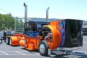 Custom Wheels For Semi Truck Semi Truck Wallpapers Wallpaper Cave