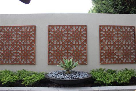 Decoration Murale Exterieur Maison by Decoration Murale Exterieur Deco Terrasse Maison Email