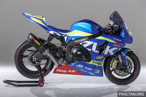 Suzuki Superbike Feature Setting Up A Superbike Race Machine Suzuki Gsx